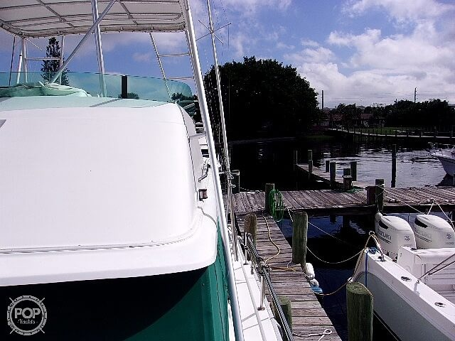 1987 Silverton boat for sale, model of the boat is Convertible & Image # 28 of 40