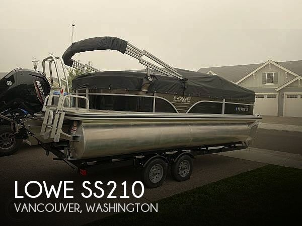 Used Lowe Boats For Sale by owner | 2020 Lowe SS210