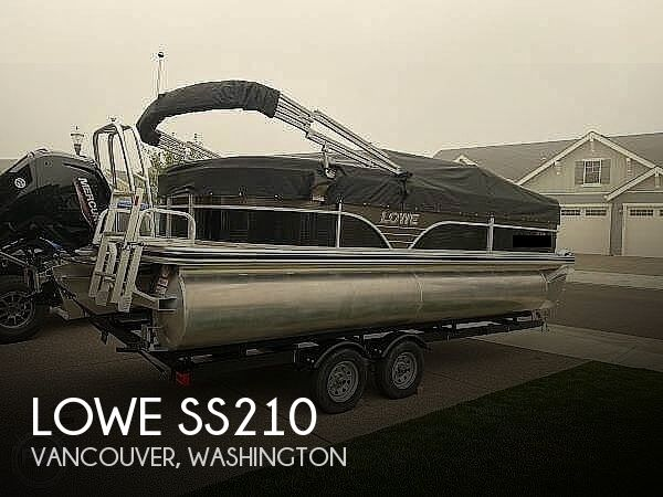 2020 Lowe boat for sale, model of the boat is SS210 & Image # 1 of 7