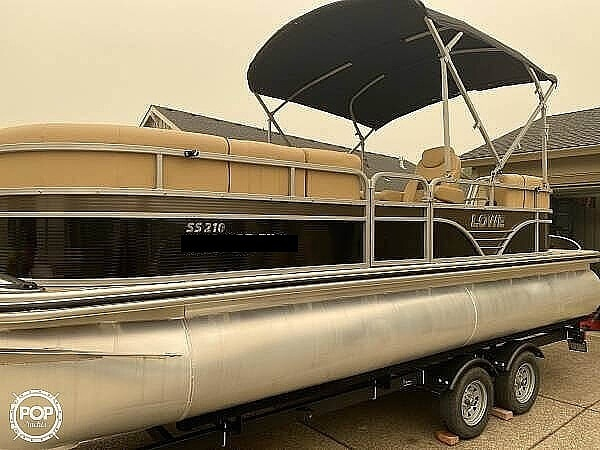 2020 Lowe boat for sale, model of the boat is SS210 & Image # 2 of 7