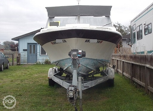 1968 Reinell boat for sale, model of the boat is 21 & Image # 2 of 6