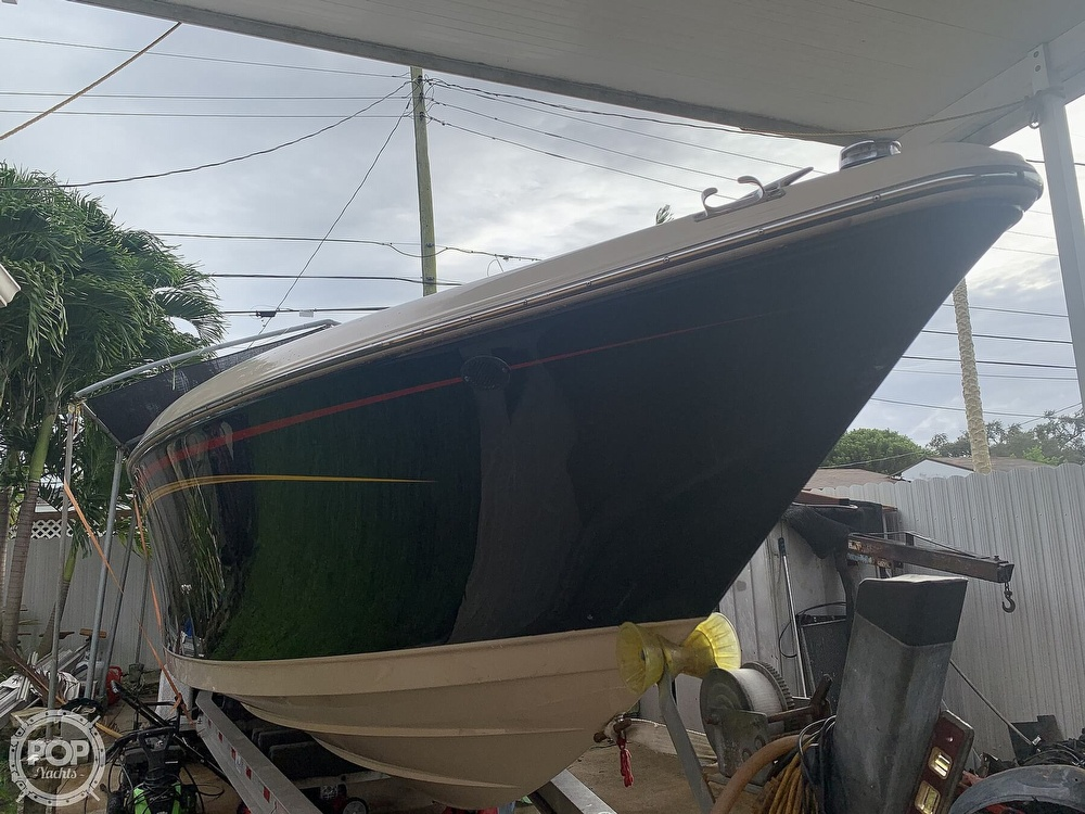 1996 Donzi boat for sale, model of the boat is 38 ZX & Image # 9 of 40