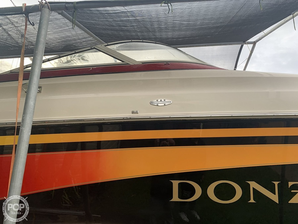 1996 Donzi boat for sale, model of the boat is 38 ZX & Image # 10 of 40