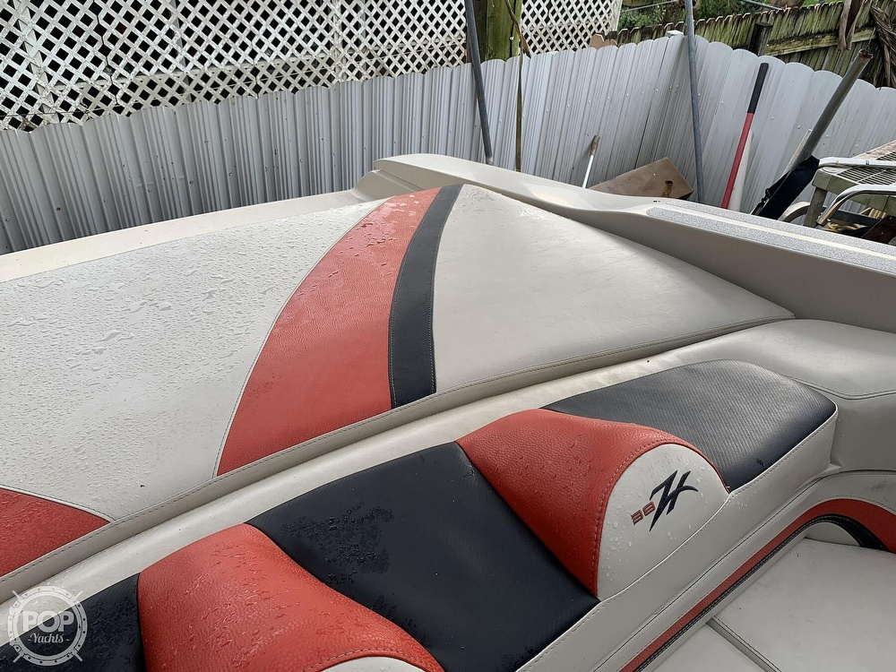 1996 Donzi boat for sale, model of the boat is 38 ZX & Image # 14 of 40