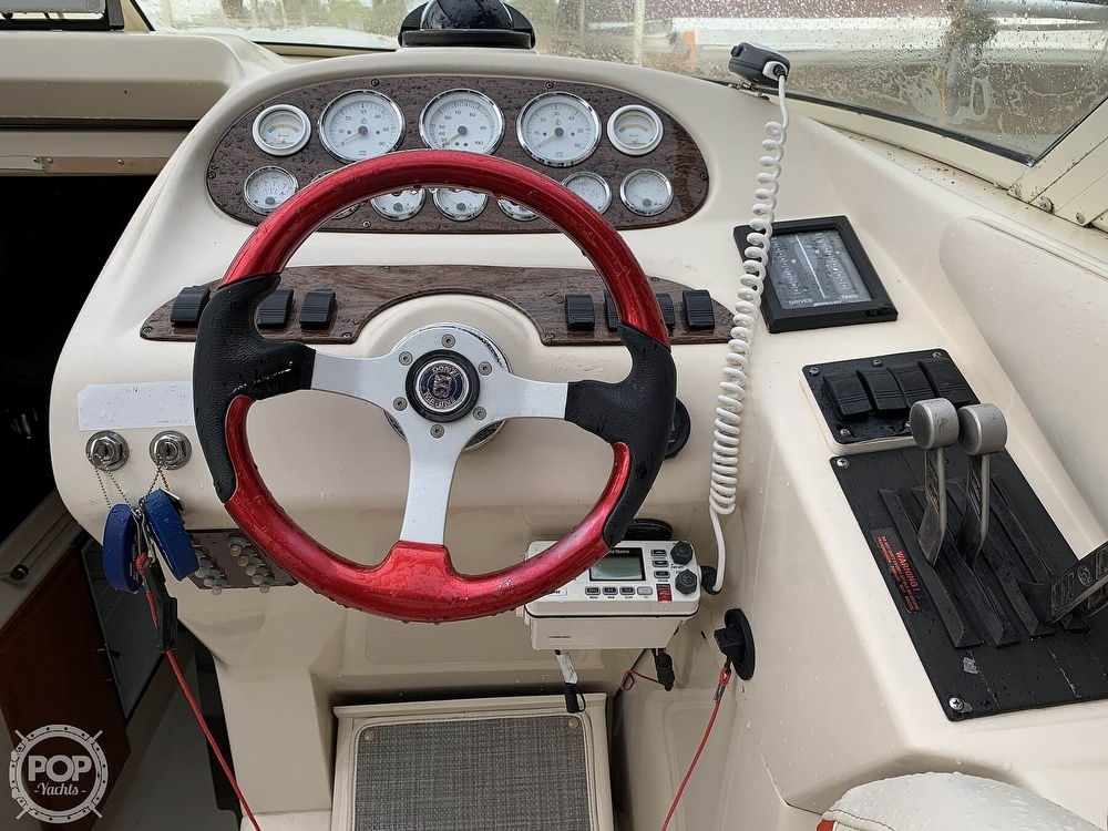 1996 Donzi boat for sale, model of the boat is 38 ZX & Image # 6 of 40