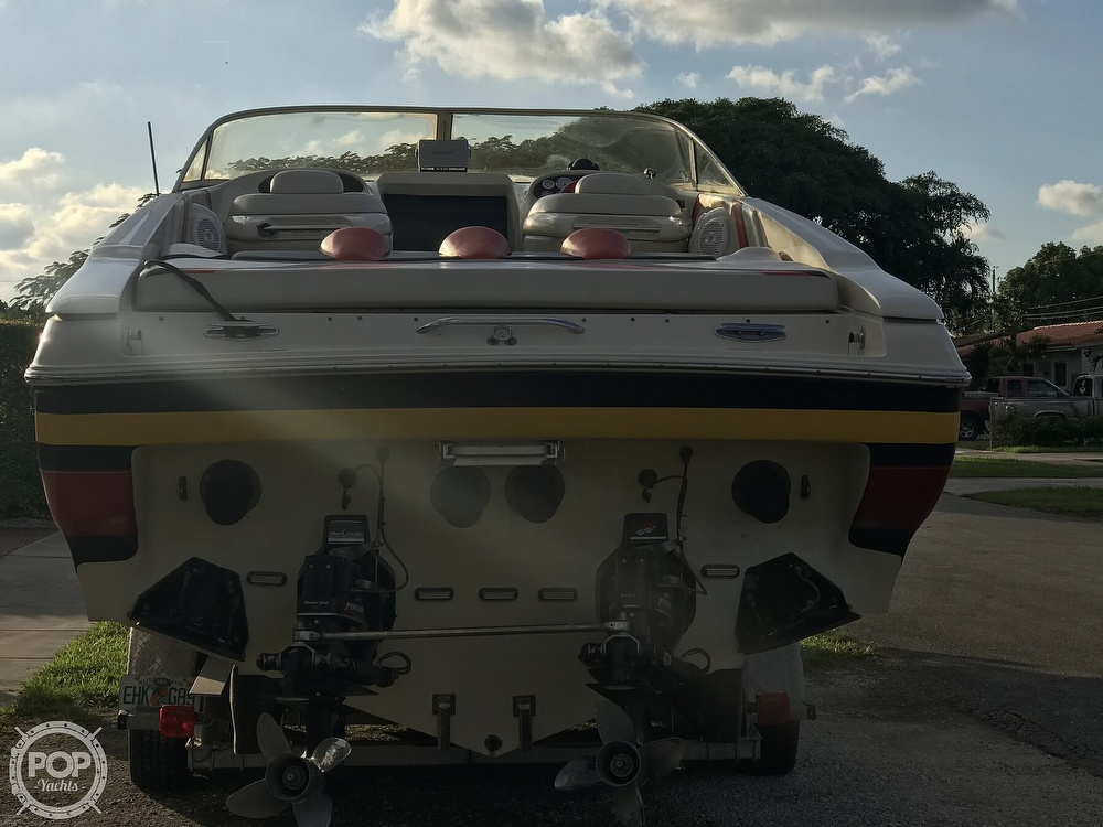 1996 Donzi boat for sale, model of the boat is 38 ZX & Image # 3 of 40