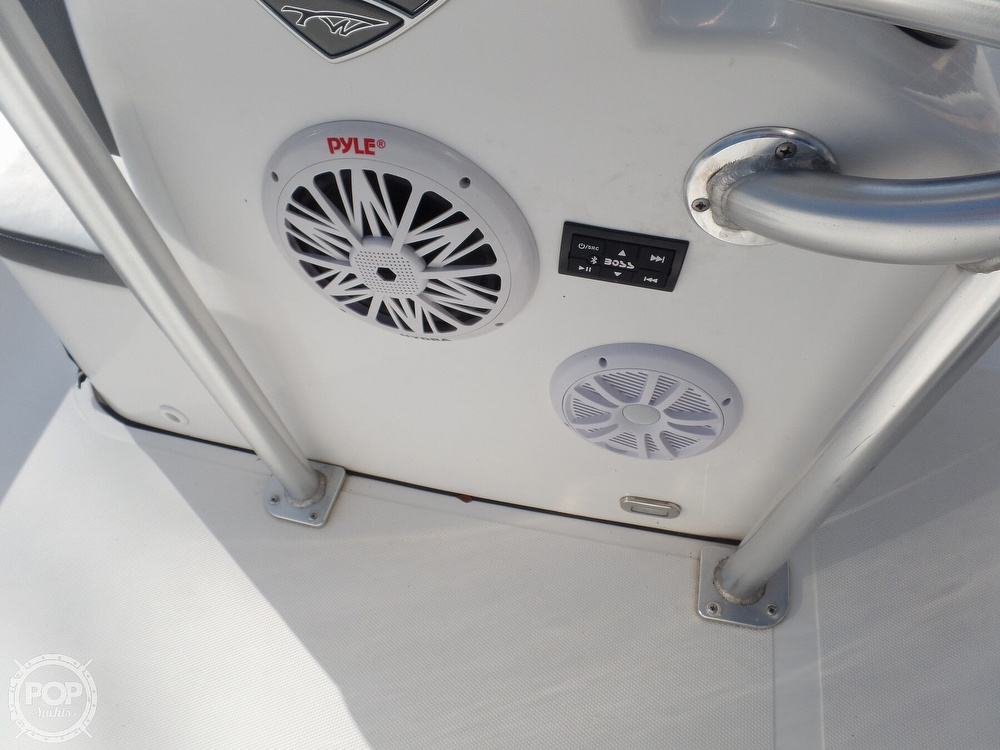 2017 Tidewater boat for sale, model of the boat is 180cc & Image # 19 of 40