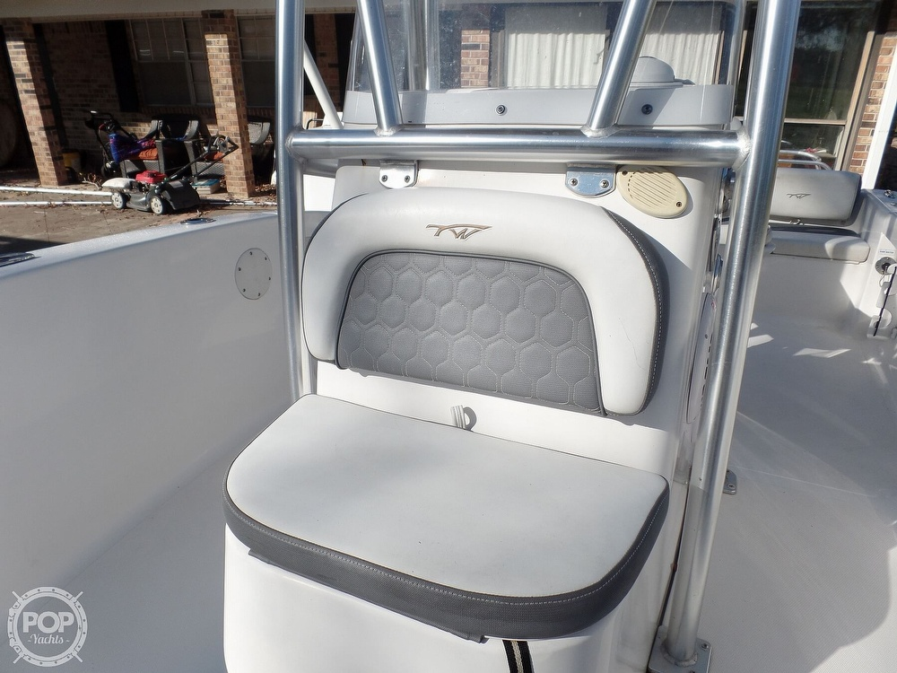 2017 Tidewater boat for sale, model of the boat is 180cc & Image # 22 of 40