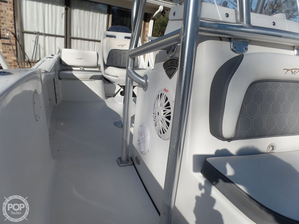 2017 Tidewater boat for sale, model of the boat is 180cc & Image # 24 of 40