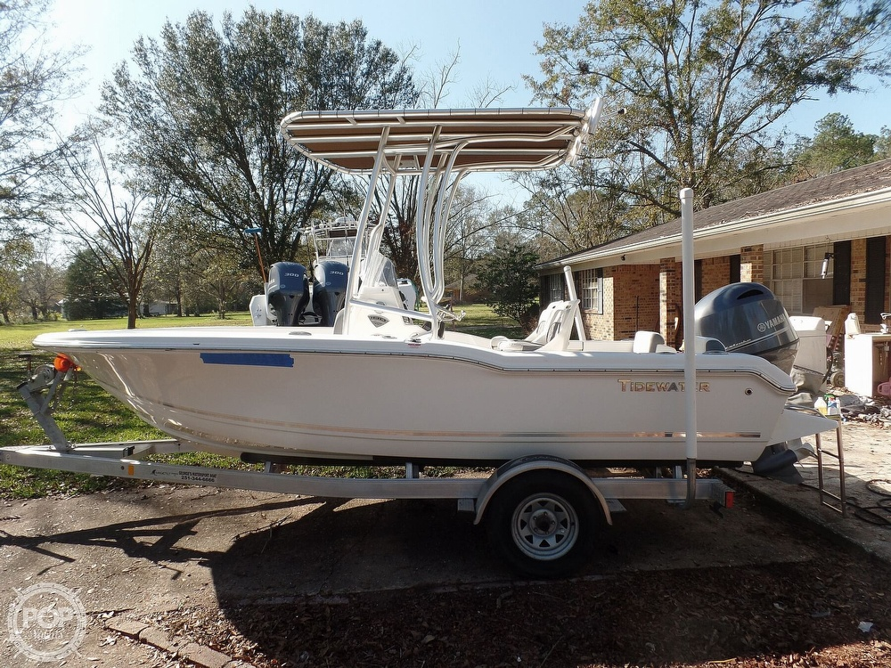 2017 Tidewater boat for sale, model of the boat is 180cc & Image # 2 of 40