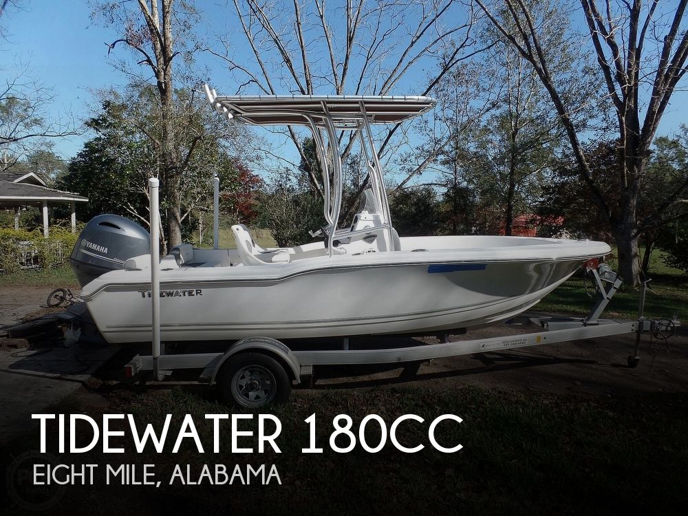2017 TIDEWATER 180CC for sale