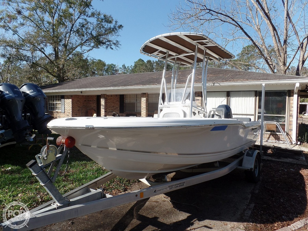 2017 Tidewater boat for sale, model of the boat is 180cc & Image # 4 of 40