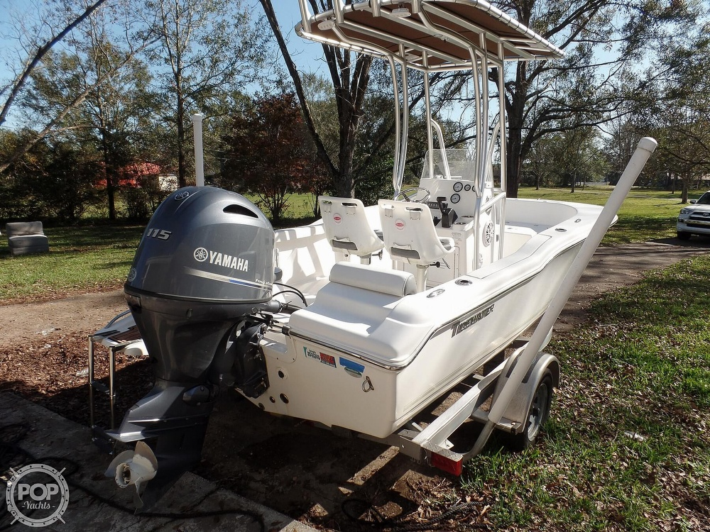 2017 Tidewater boat for sale, model of the boat is 180cc & Image # 7 of 40