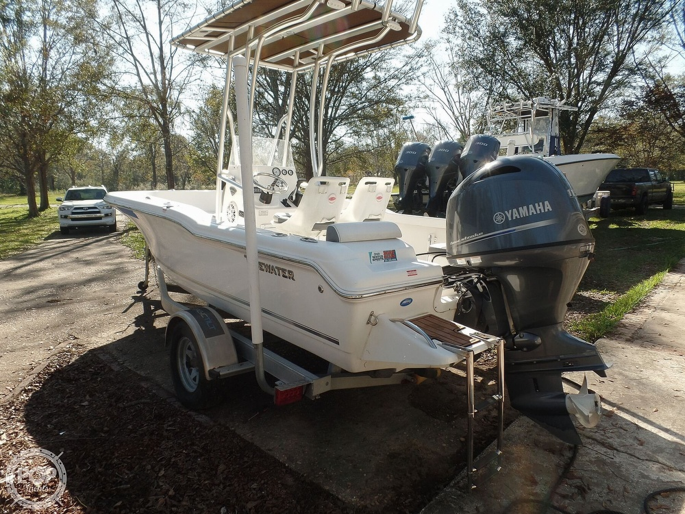 2017 Tidewater boat for sale, model of the boat is 180cc & Image # 8 of 40