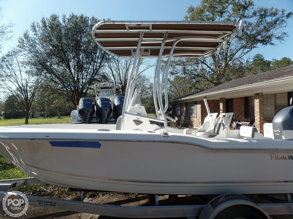 2017 Tidewater boat for sale, model of the boat is 180cc & Image # 11 of 40