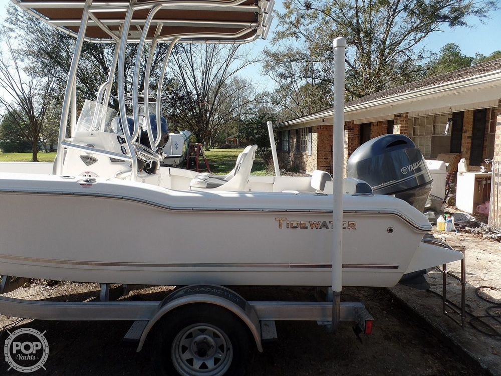 2017 Tidewater boat for sale, model of the boat is 180cc & Image # 14 of 40