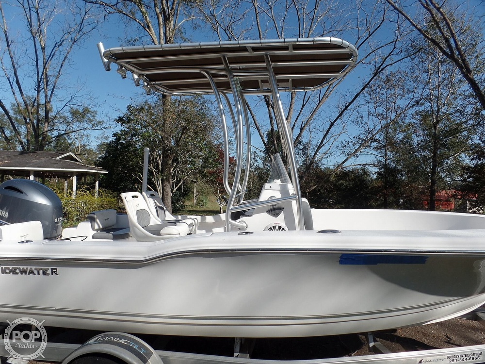 2017 Tidewater boat for sale, model of the boat is 180cc & Image # 16 of 40
