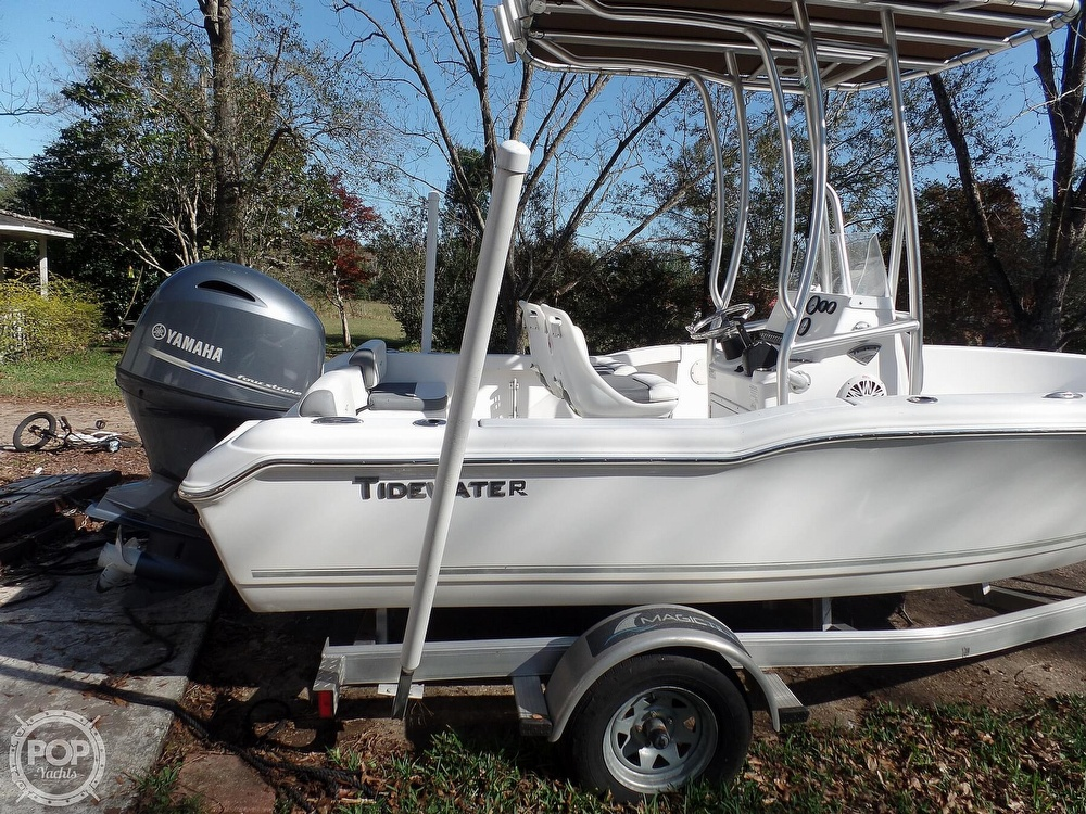 2017 Tidewater boat for sale, model of the boat is 180cc & Image # 13 of 40