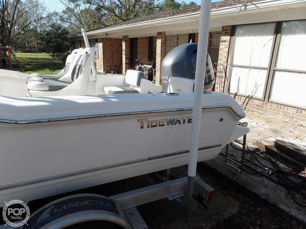 2017 Tidewater boat for sale, model of the boat is 180cc & Image # 30 of 40
