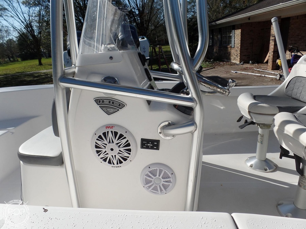 2017 Tidewater boat for sale, model of the boat is 180cc & Image # 31 of 40