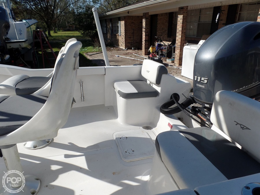 2017 Tidewater boat for sale, model of the boat is 180cc & Image # 33 of 40