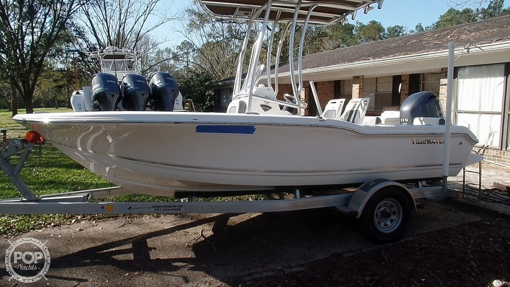2017 Tidewater boat for sale, model of the boat is 180cc & Image # 17 of 40