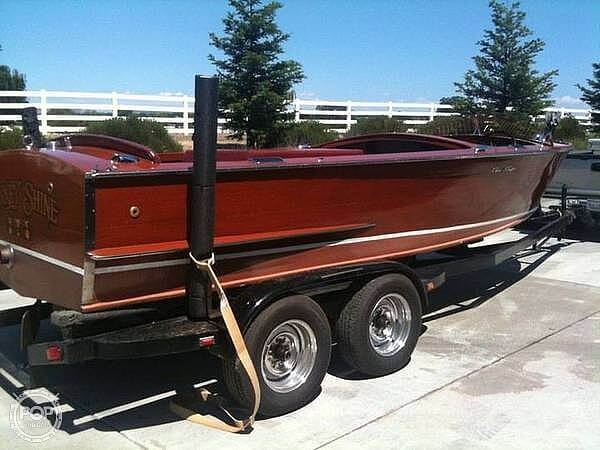 1954 Chris Craft boat for sale, model of the boat is Special Sportsman & Image # 3 of 5