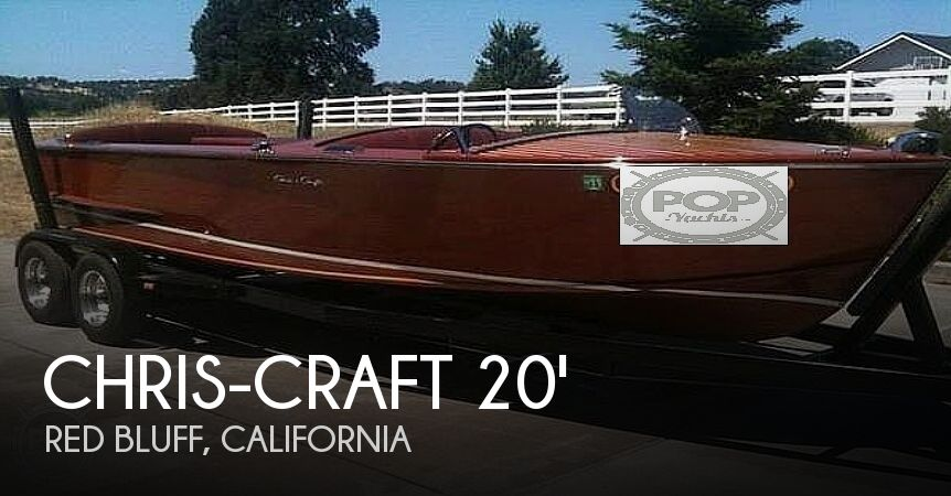 1954 Chris Craft boat for sale, model of the boat is Special Sportsman & Image # 1 of 5