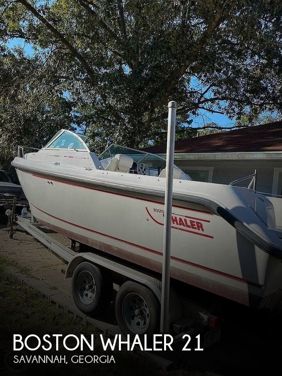 Used Boston Whaler Boats For Sale in Georgia by owner | 2001 Boston Whaler 21