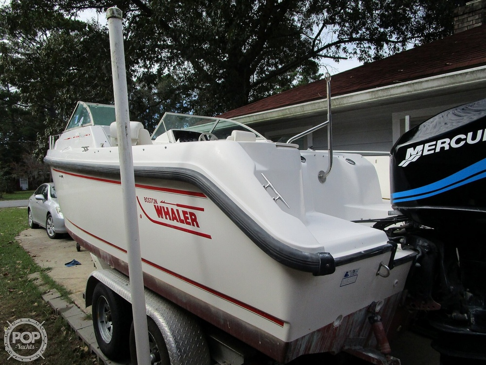 2001 Boston Whaler boat for sale, model of the boat is 21 Ventura & Image # 18 of 40