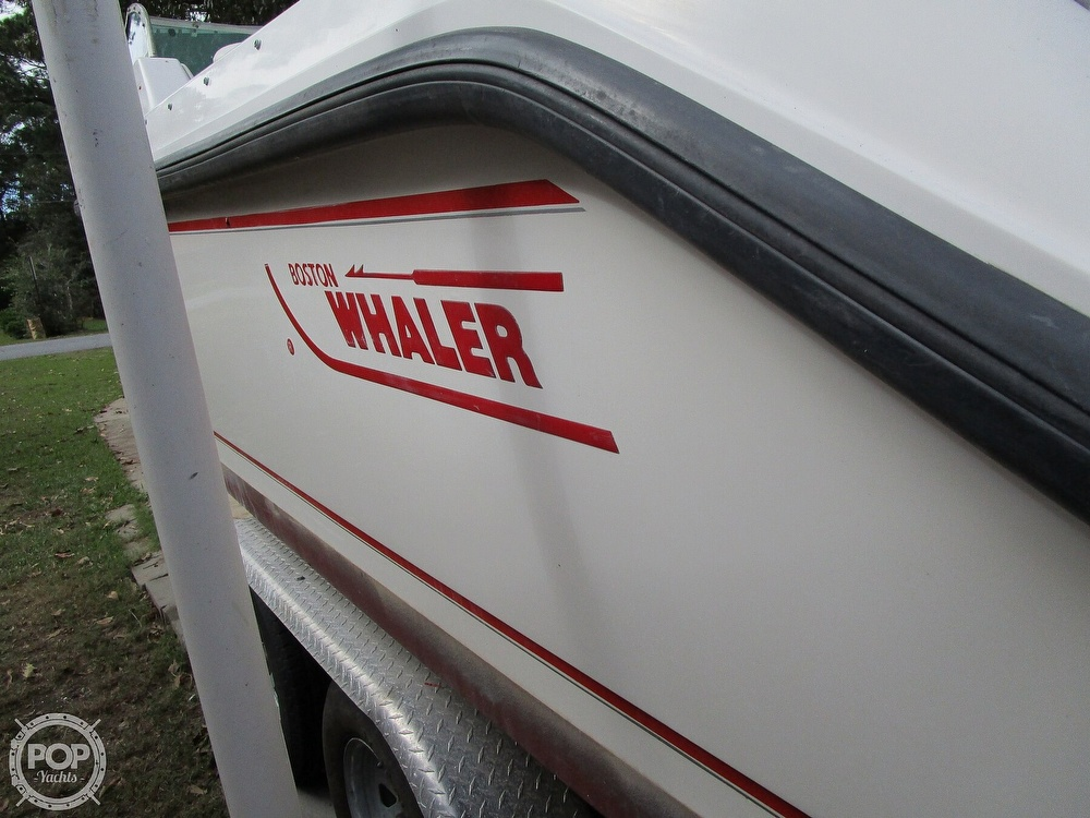 2001 Boston Whaler boat for sale, model of the boat is 21 Ventura & Image # 19 of 40