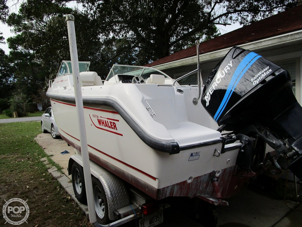 2001 Boston Whaler boat for sale, model of the boat is 21 Ventura & Image # 28 of 40