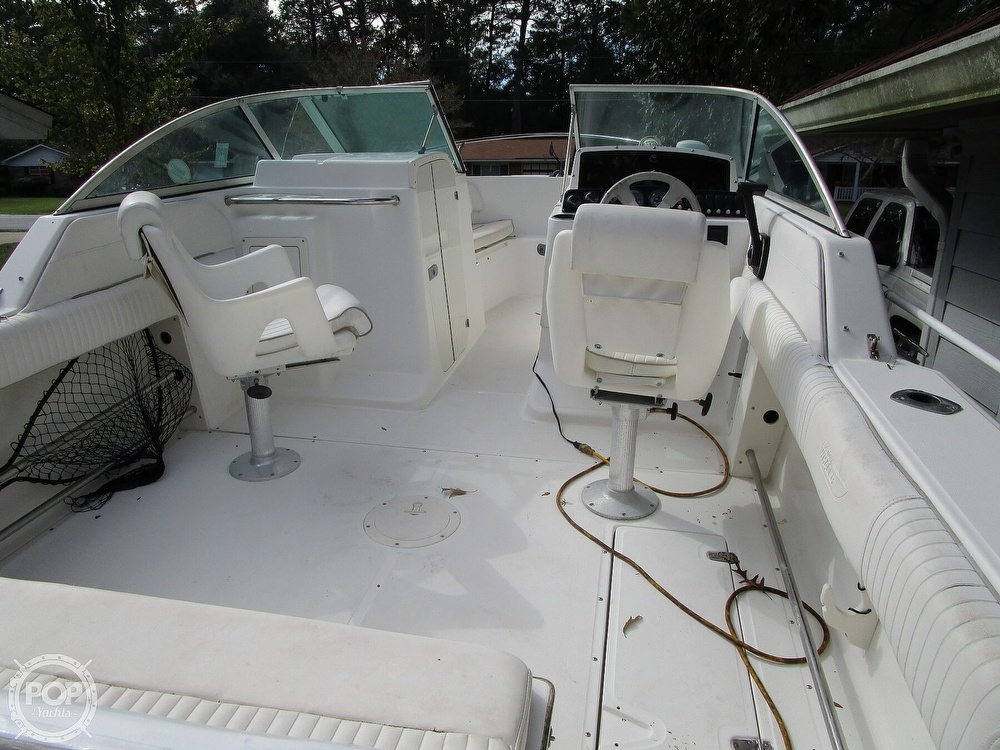 2001 Boston Whaler boat for sale, model of the boat is 21 Ventura & Image # 34 of 40
