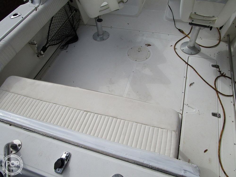 2001 Boston Whaler boat for sale, model of the boat is 21 Ventura & Image # 35 of 40
