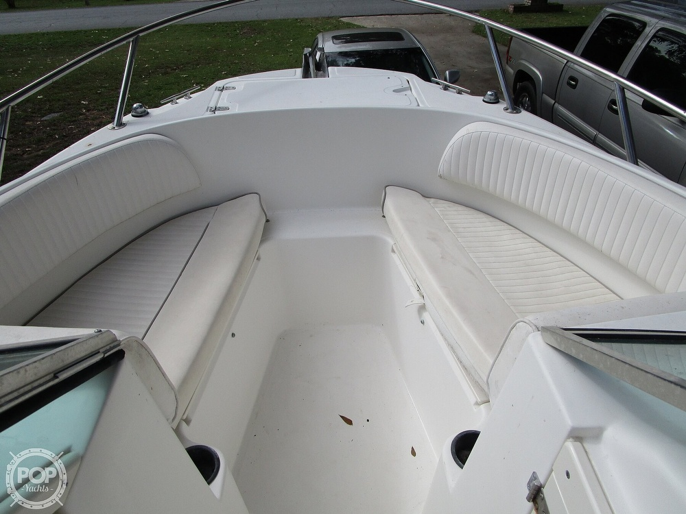 2001 Boston Whaler boat for sale, model of the boat is 21 Ventura & Image # 5 of 40