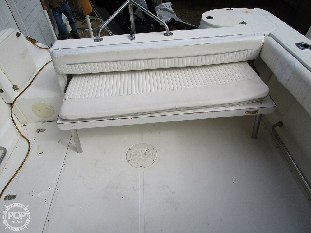 2001 Boston Whaler boat for sale, model of the boat is 21 Ventura & Image # 37 of 40