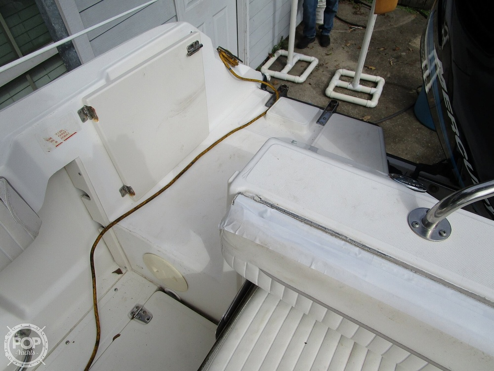 2001 Boston Whaler boat for sale, model of the boat is 21 Ventura & Image # 40 of 40