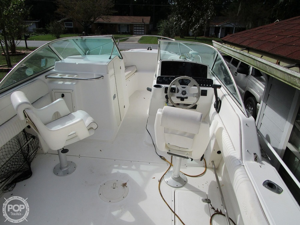 2001 Boston Whaler boat for sale, model of the boat is 21 Ventura & Image # 3 of 40