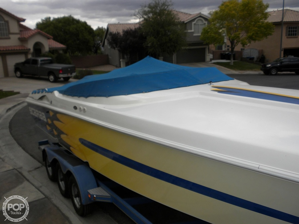 1999 Scarab boat for sale, model of the boat is AVS & Image # 7 of 40