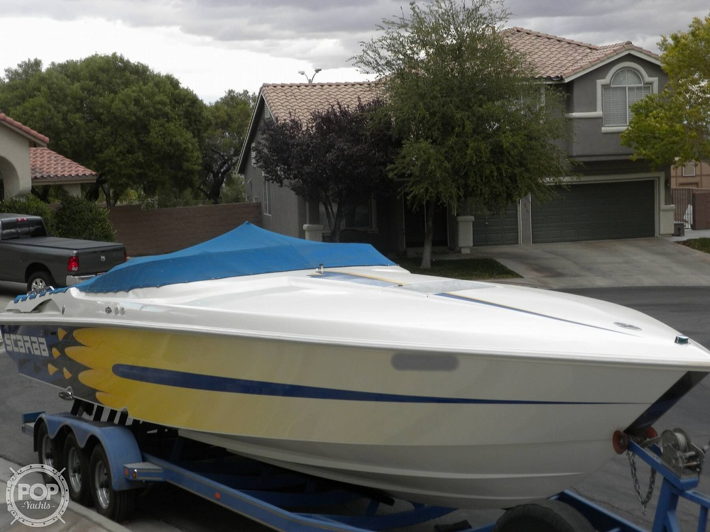 1999 Scarab boat for sale, model of the boat is AVS & Image # 8 of 40