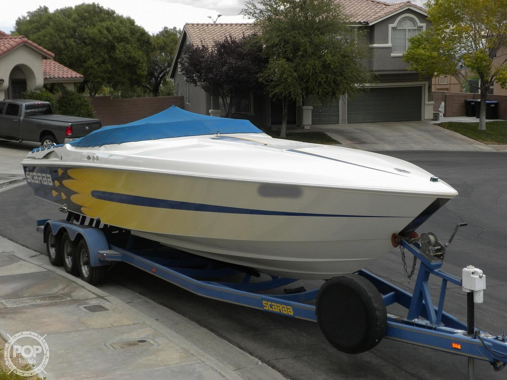 1999 Scarab boat for sale, model of the boat is AVS & Image # 9 of 40