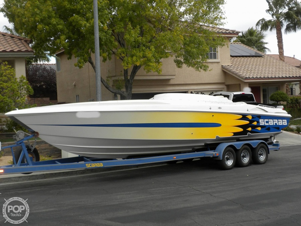 1999 Scarab boat for sale, model of the boat is AVS & Image # 26 of 40