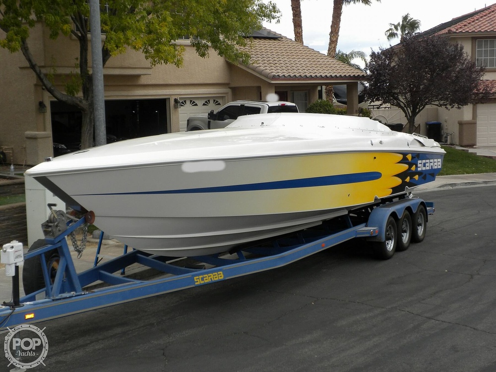 1999 Scarab boat for sale, model of the boat is AVS & Image # 27 of 40