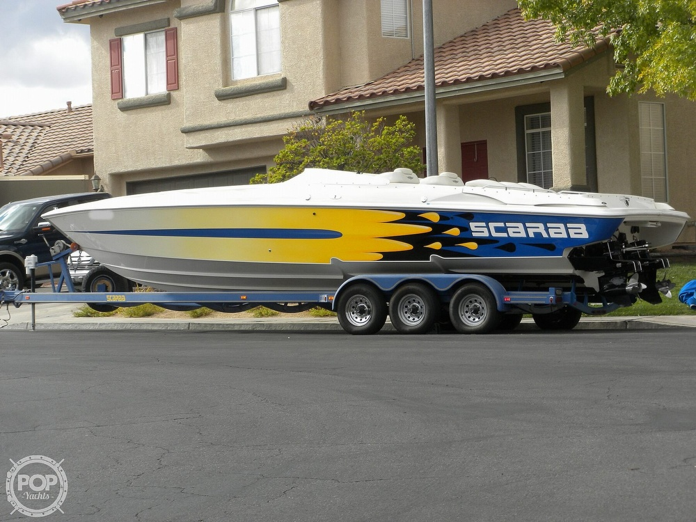 1999 Scarab boat for sale, model of the boat is AVS & Image # 2 of 40