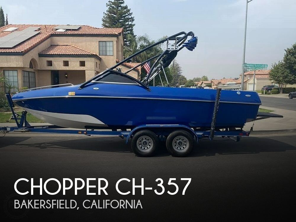 Used Boats For Sale in Bakersfield, California by owner | 2006 Chopper CH-357
