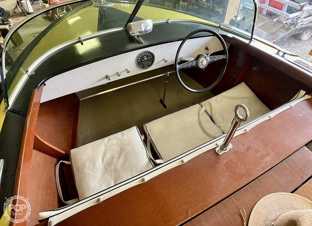 1960 Century boat for sale, model of the boat is Ski-Dart 17 & Image # 5 of 40