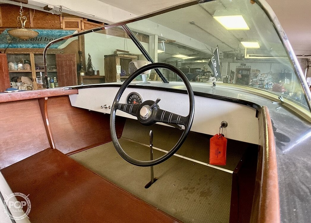 1960 Century boat for sale, model of the boat is Ski-Dart 17 & Image # 16 of 40