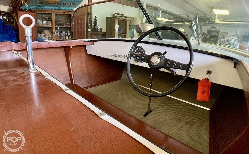 1960 Century boat for sale, model of the boat is Ski-Dart 17 & Image # 17 of 40