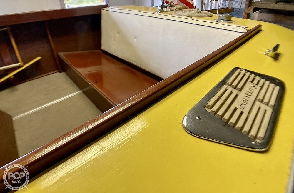 1960 Century boat for sale, model of the boat is Ski-Dart 17 & Image # 29 of 40