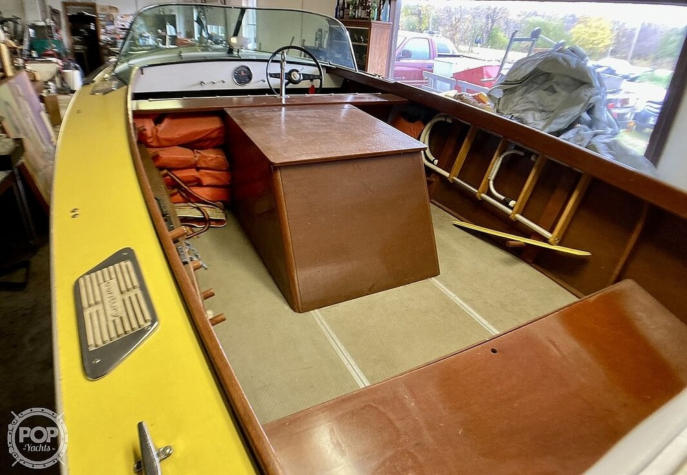 1960 Century boat for sale, model of the boat is Ski-Dart 17 & Image # 32 of 40